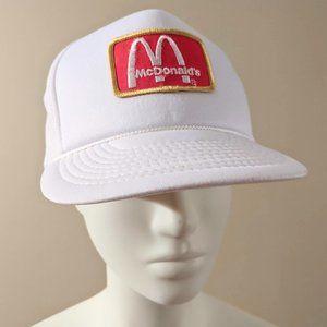 McDonald's Trucker Hat
